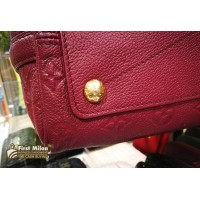 LOUIS VUITTON Monogram Empreinte Speedy Bandouliere 25