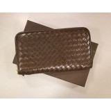 BOTTEGA Veneta Long Zipper Wallet