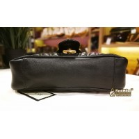 GUCCI GG Marmont Matelasse Mini Black Bag