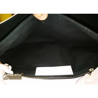 BALENCIAGA Giant Envelope Clutch Bag With Strap
