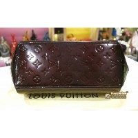 LOUIS VUITTON Monogram Vernis Sherwood PM