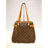 LOUIS VUITTON Monogram Batignolles Vertical Tote