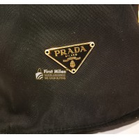 PRADA Vela Nylon Cosmetic Bag