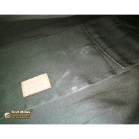 LOUIS VUITTON Green Denim Monogramouflage Lys