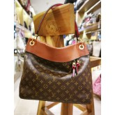 LOUIS VUITTON Monogram Canvas Tuileries Hobo