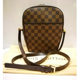 LOUIS VUITTON Damier Ipanema PM
