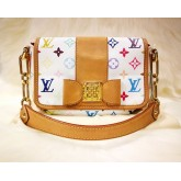 LOUIS VUITTON Monogram Multicolore Patty Bag
