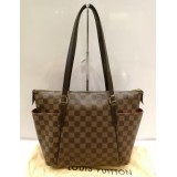 LOUIS VUITTON Damier Ebene Totally PM
