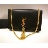 YVES SAINT LAURENT Cassandre Tassel Medium Bag