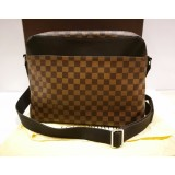 LOUIS VUITTON Damier Ebene Jake MM Messenger Bag
