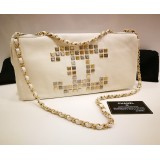 CHANEL Vintage Mosaic CC Flap Bag