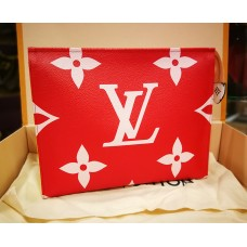 LOUIS VUITTON Monogram Giant Po Toilet 26