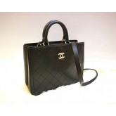CHANEL Bullskin Shopping Bag