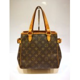 LOUIS VUITTON Monogram Batignolles Tote