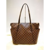 LOUIS VUITTON Damier Ebene Totally MM
