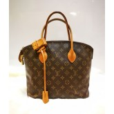 LOUIS VUITTON Monogram Lockit PM