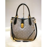 LOUIS VUITTON Monogram Idylle Elegie Handbag