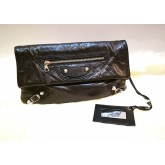 BALENCIAGA Giant Envelope Clutch Bag (W/O Strap)