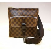 LOUIS VUITTON Damier Pochette Mervil Shoulder Bag