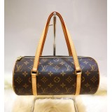 LOUIS VUITTON Monogram Canvas Papillon 26