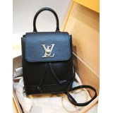 LOUIS VUITTON Lockme Backpack Mini