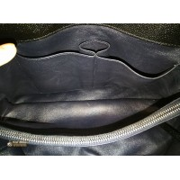 CHANEL Quilted Large Coco Break Shopping Tote
