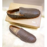 CHRISTIAN Louboutin Rollerboy Spikes Loafer For Men (Size: 41.5)