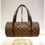 LOUIS VUITTON Damier Papillon 26