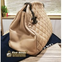 CHANEL Quilted Lambskin Large Tote