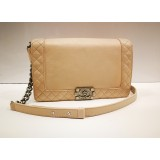 CHANEL Le Boy Reverso Flap Bag
