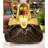 LOUIS VUITTON Monogram Canvas Boetie PM