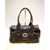 TOD'S Full Leather Shoulder Bag