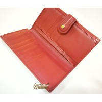 CHRISTIAN DIOR Full Leather Wallet