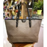 GUCCI Diamante Supreme Large Tote Bag