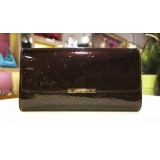 LOUIS VUITTON Monogram Vernis Robertson Clutch