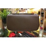LOUIS VUITTON Taiga Leather Organizer Atoll Wallet