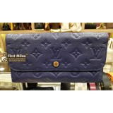 LOUIS VUITTON Monogram Empreinte Virtuose Wallet