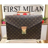 LOUIS VUITTON Monogram Considers Briefcase