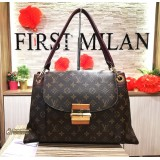 LOUIS VUITTON Monogram Canvas Olympe