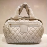 CHANEL Nylon Boston Bag
