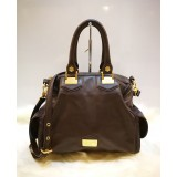 MARC BY MARC JACOBS Leather Two Way Bag