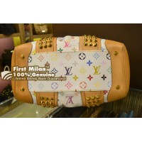 LOUIS VUITTON Monogram Multicolore Courtney GM